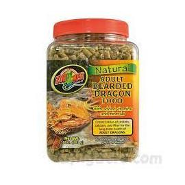 Dragon barbudo adulto pellet semi-humedo 283g.