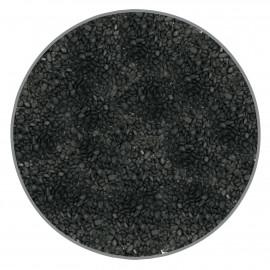 Grava de color negro 1.5mm (2Kg) ICA