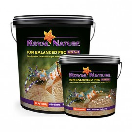 "SAL ROYAL NATURE ""ION BALANCED"" 23 KG. CUBO"