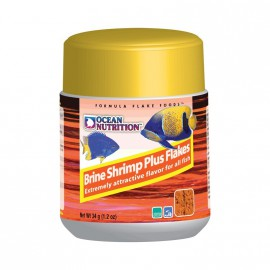 BRINE SHRIMP PLUS FLAKES 34 G