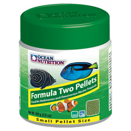 FORMULA TWO MARINE PELLET SMALL FOODS 100 G
