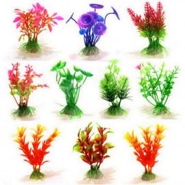 Planta Artificial Ambulia púrpura