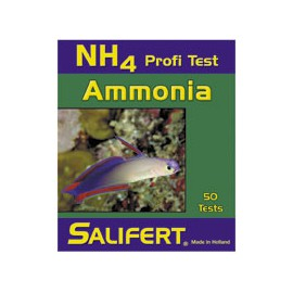 SALIFERT TEST DE AMONIA (NH4)