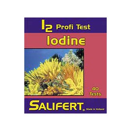 SALIFERT TEST DE YODO (I2)