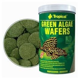 GREEN ALGAE WAFERS (ESPIRULINA EN TABLETAS) 100ml