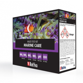 Multi Test kit Marine Care