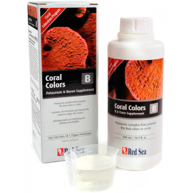 Reef Trace Colors B Potassium 500mL