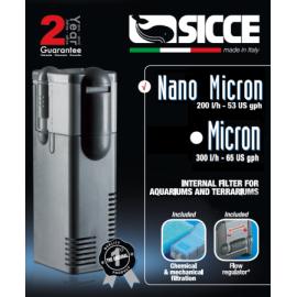 FILTRO INTERNO NANOMICRON 200L/H
