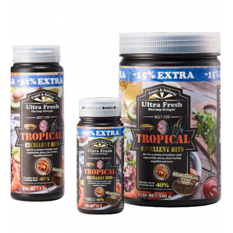 Tropical Excellent Bits Azoo Plus Ultra fresh 120 mL