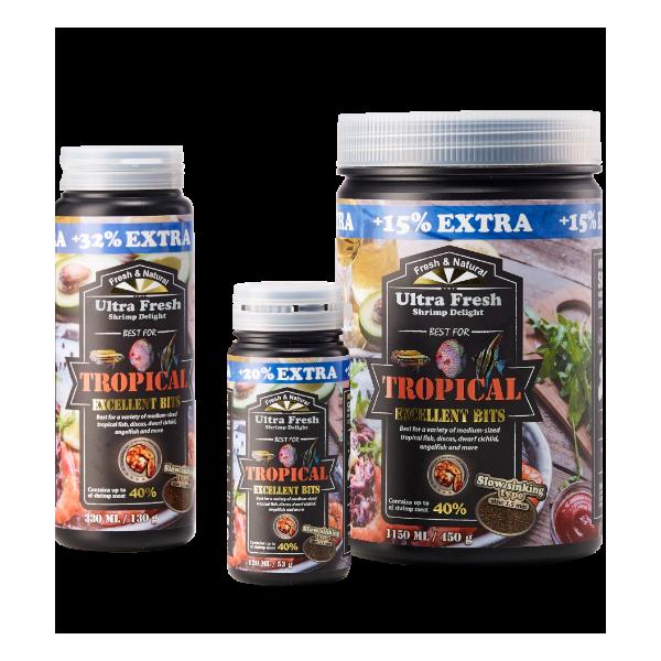 Tropical Excellent Bits Azoo Plus Ultra fresh 120 mL