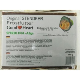 Good Heart Spirulina Blister 100g Stendker