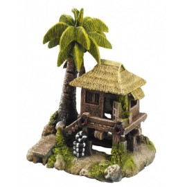 TROPICAL ISLAND 19.5X15X22.7 CM AQUADELLA