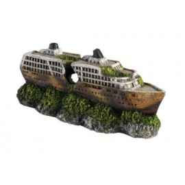 MINI CRUISER / SHIP 19.5X7.5X8 CM AQUADELLA