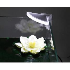 Luz led nano esquinera para acuario 5w