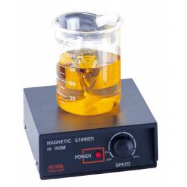 HI190M-2 Miniagitador magnético con regulador de velocidad 1L Hanna para peristalticas