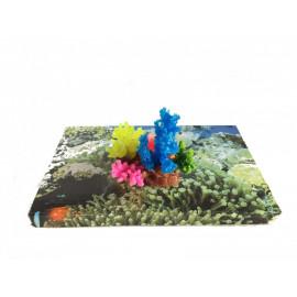 Decoración Corales Fluor S Azoo