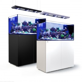 Reefer Peninsula 500 DELUXE Acuario, mesa, sump , luz led y kit montaje