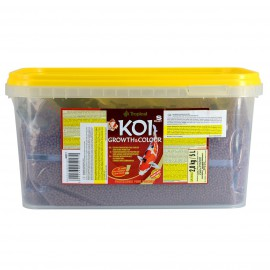 Koi and Growth Pellets S 5L Tropical 45217