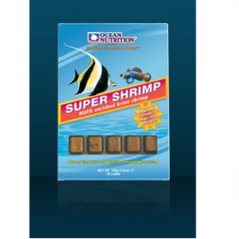 Artemia super shrimp HUFA Ocean nutrition 100g