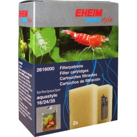 Set esponjas (2UDS) para aquacorner 2616000