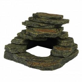 Aquadella Corner stone S (isla para tortugas)