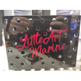 Caja Negra Filtracion Little Art Marine