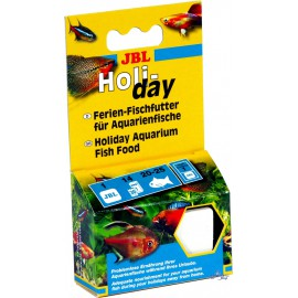 Holiday JBL alimento vacaciones