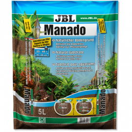 Manado sustrato para plantas JBL 5 kg