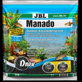 Manado sustrato para plantas JBL 5 kg DARK