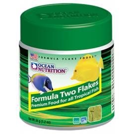FORMULA TWO MARINE FLAKE FOODS 34 G