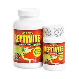 Reptivite 57g Vitaminas Reptiels Zoomed