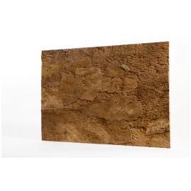 Cork wall desert 60x30 cm (Pared de corcho)