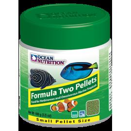 FORMULA TWO MARINE PELLET SMALL FOODS 100 G