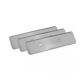 Cuchillas de acero fino para iman tunze 0220.155