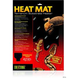 manta calefactora 8w exoterra manta termica para reptiles