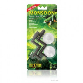 EXO TERRA Monsoon Pack 2 Boquillas