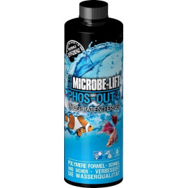 MICROBE LIFT PHOSPHATE REMOVER (PHOS OUT 4) 473ML