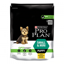 PRO PLAN SMALL&MINI PUPPY Pollo 700G