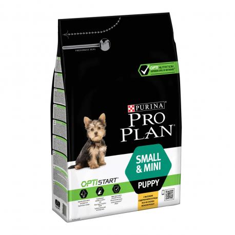 PRO PLAN SMALL&MINI PUPPY Pollo 3kg