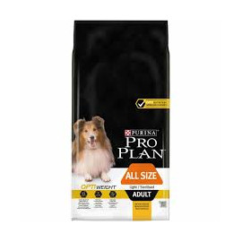 Purina Pro Plan Light Original Para Perros Con Sobrepeso 14kg