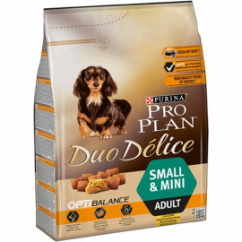 Purina Pro Plan Small Duo Delice Pollo Para Perros - 2,5kg