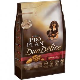 Purina Pro Plan Small Duo Delice Buey Pienso Para Perros Adultos Raza Pequeña 2,5 Kg