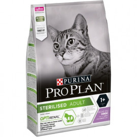 Purina Pro Plan Sterilised Pavo Para Gatos Esterilizados - 400g