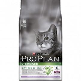 Purina Pro Plan Sterilised Pavo Para Gatos Esterilizados 3kg