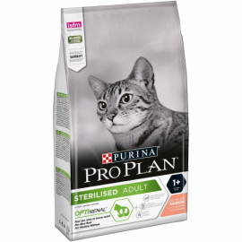 Purina Pro Plan Sterilised Salmon Para Gatos Esterilizados - 1,5kg