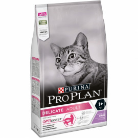 PURINA® PRO PLAN® Gato Delicate OPTIDIGEST Pavo 1,5kg