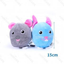 Pelota con forma gato / raton