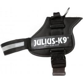 Arnés Julius K9 IDC talla 1 Negro