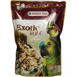 versele loros exotic light 750 gr