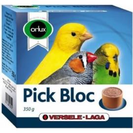 Versele-Laga pick-bloc bloque para picotear para pajaros 350 gr